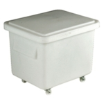 Mini-Mobile Truck With Lid White 308586