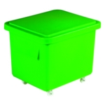 Mini-Mobile Truck With Lid Green 308587