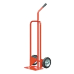 Cylinder Truck L/weight Red Fixed Handle