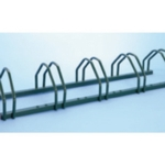 Cycle Rack 5-Bike Capacity Alumin 309713