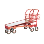 Red Cash and Carry Trolley 750kg 310791