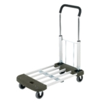 Extendable/Folding Trolley Blue 315167