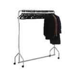 Garment Hanging Rail Plus 30 Hangers