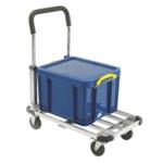 Blk/Gry Folding/Extendable Trolley BP150