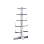 Bar Storage Rack Double Side 350kg /Grey