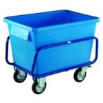 Blue Plastic Container Truck 1040X700