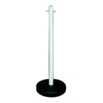 Freestanding Post Circular Plastic Base