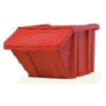 Red H/Duty Storage Bin/Lid 359519