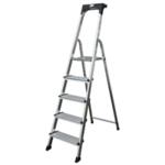 Comfort Aluminium Silver 7 Tread Steps