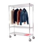 Garment Hanging 1525X457mm Mobile Rail