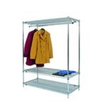 Garment Hanging 1525X457mm Static Rail