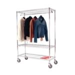 Garment Hanging 1525X610mm Mobile Rail