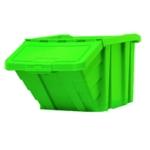 Green H/Duty Storage Bin/Lid 369046