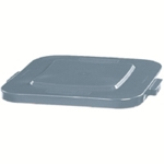 VFM Grey Lid for Square Container