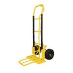Steel/Polyurethane Yellow Hand Truck
