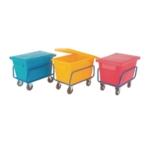 Yellow Lid / Sct1 Truck Bin 326067