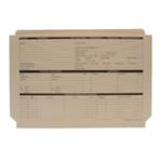 Custom Forms Personnel Wallet Pk50