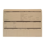 Custom Form Personnel Wallet Buff Pk50
