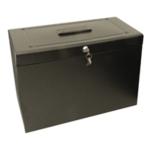 Cathedral Metal File Box HO FS Black