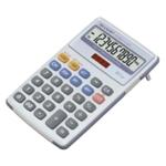 Sharp Semi-Desk Calc 10-digit EL-334FB
