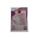 Snopake Polyfile Wallet A7 Clear Pk5