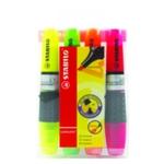 Stabilo Lumin Highlighter Pack-4 Asstd