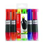 Stabilo Lumin Highlighter Pack-6 Asstd