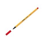 Stabilo Point 88 Fineliner Red Pk10