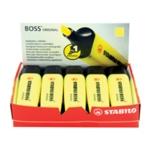 Stabilo Boss Highlighter Yellow 70/24/10