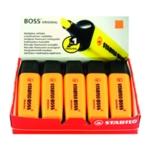 Stabilo Boss Orange Highlighter 70/54/10