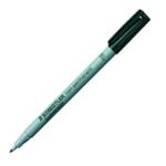 Staedtler Lumocolour Solu Fine Black Pk1