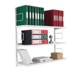 St Solutions 3 Tier Wall Mounted Shelf