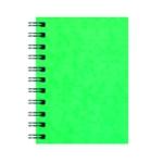 Silvine Luxpad Wirebound Ntebook A6 Pk12