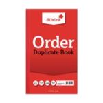 Silvine Duplicate Order Book 610 Pk6