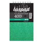 Silvine Luxpad Shnd Notebook 127x203 Pk6