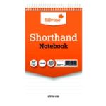 Silvine Spiral Shorthand Notebook Pk6