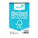 Silvine Shorthand Notebook 160p Pk10