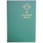 Simplex D Accounts Book D