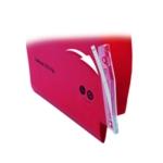 Rexel Crystalfile File Tabs Clear Pk50