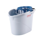 Vileda Blue Supermop Bucket and Wringer