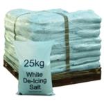 Winter De-Icing Salt 25kg Pallet of 40