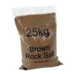 Winter Dry Rock Salt 25kg x 40 Pallet