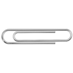 Paperclip Giant Serrated Pk100