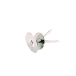 19mm Paper Binders With Washers Pk200