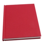 Manuscript Book A6 Ruled Feint Pk10