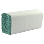 C-Fold Towel 1 Ply Green Pk15