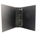 Black 50mm Pres 4D-Ring Binder Pk10