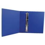 Blue 50mm Pres 4D-Ring Binder Pk10