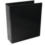 Black 65mm Pres 4D-Ring Binder Pk10