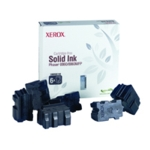 Xerox Phaser 8860 Black Solid Ink Pk6